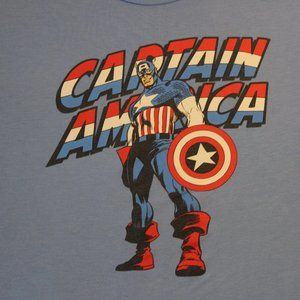 Marvel Captain America Graphic T-shirt size 3XL